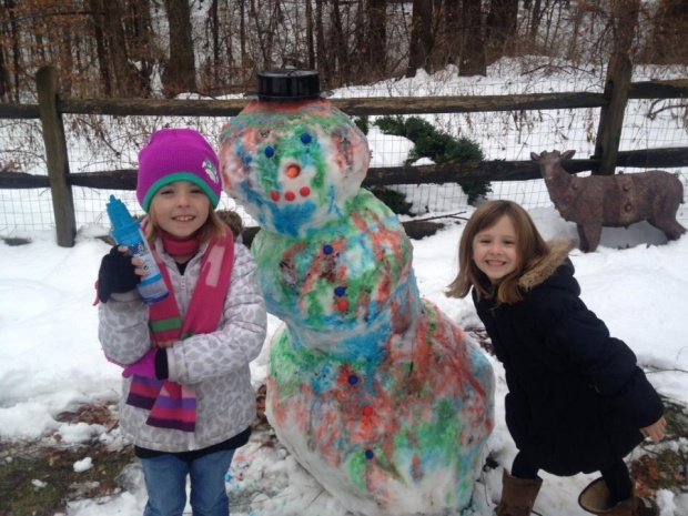 Your Snowmen (and Women!)