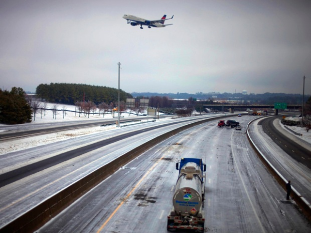 [DC] Schools, Airports Deal With Weather Delays
