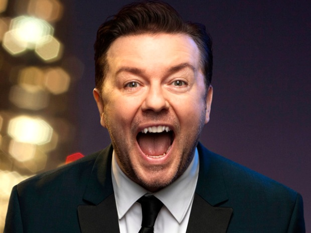 """[NEWSC] Gervais on Gervais: """"Big Mistake"""" for Golden Globes Host"""