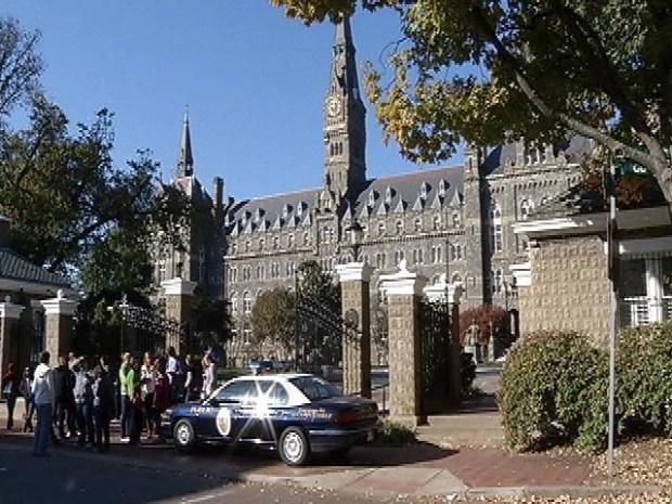 [DC] Georgetown University Drug Lab Bust