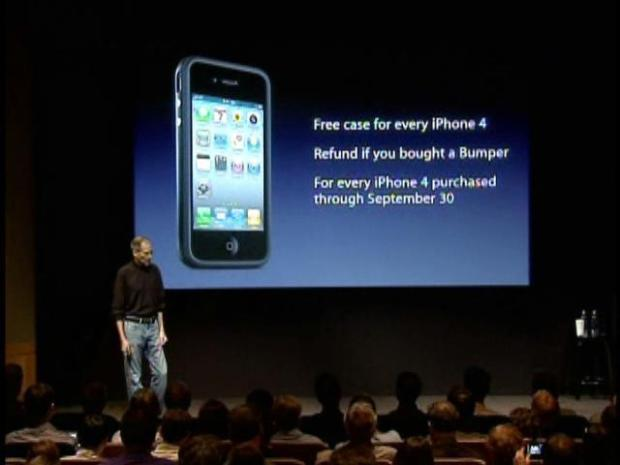 [BAY] Raw Video: What Apple Will Give iPhone 4 Customers