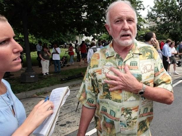 [DC] Museum-goers Recount Frightening Ordeal