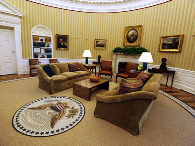 [NATL] A New Look for the Oval Office