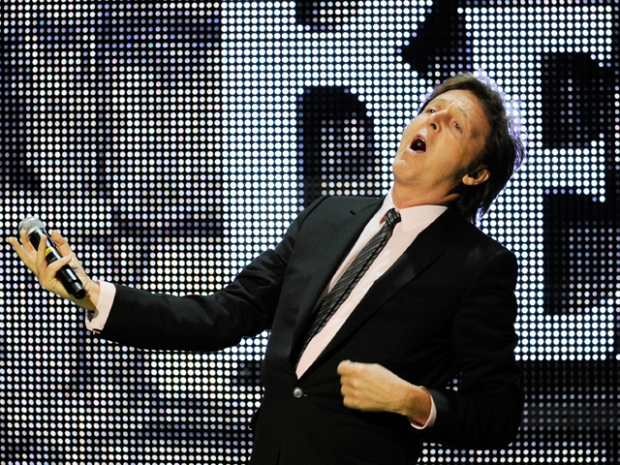 Stars to Shine for McCartney at White House