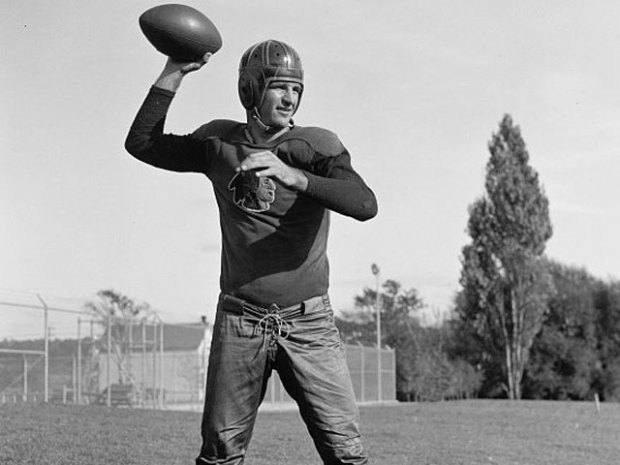 Looking Back at Slingin' Sammy Baugh