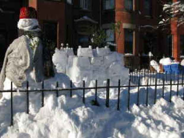 Capitol Hill Housing for Snow Lovers