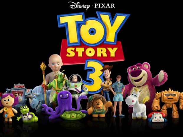 """The Last of the """"Toy Story 3"""" Gang Arrives"""