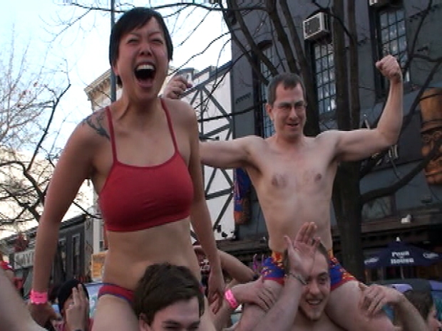 [DC] Cupid's Undie Run