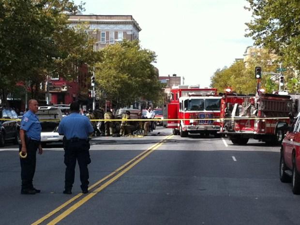 U Street Corridor Shooting