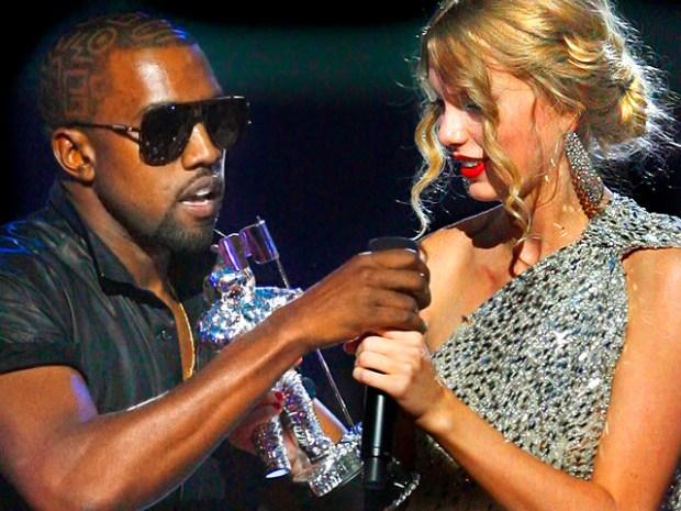 [NATL] MTV Video Music Awards: Kanye Crashes Taylor Swift's Speech