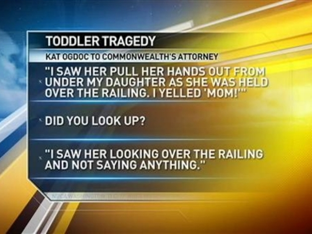 [DC] Tearful Testimony in Tysons Toddler Case