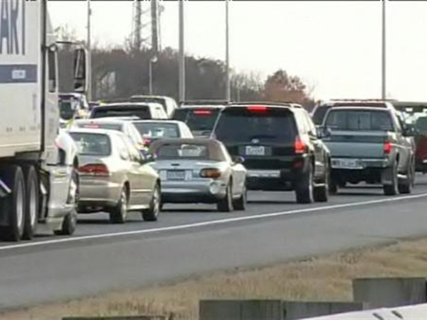 [DC] Thanksgiving Road Travel Shifts Into Gear