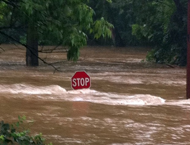 Your Photos: Aug. 18 Flooding