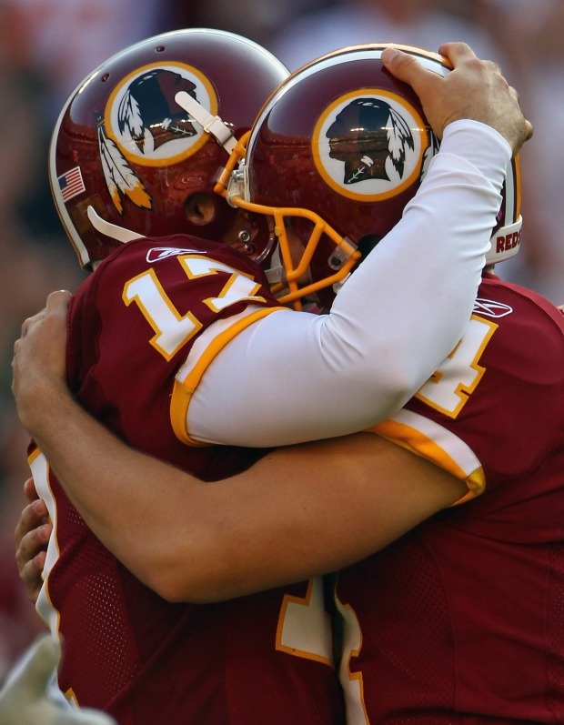 Redskins Beat Packers in Overtime