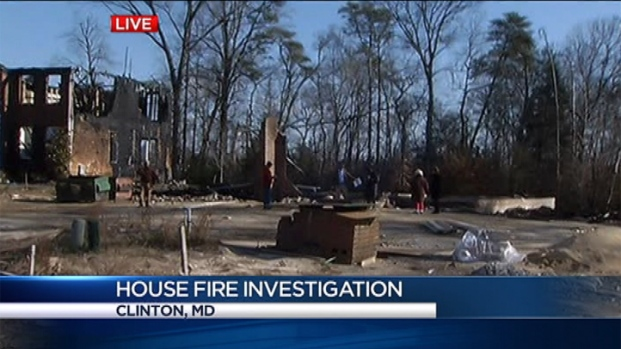 [DC] Suspicious House Fires in Clinton