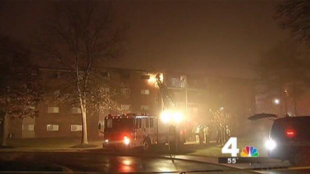 [DC] Suspicious Fire in New Carrollton