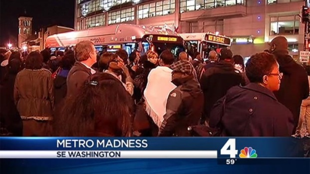[DC] Madness on Metro