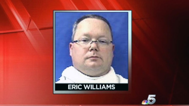 [DFW] Former Kaufman County Justice of the Peace Eric Williams Arrested