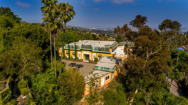Zsa Zsa's Bel Air Mansion is Back on the Market
