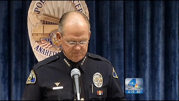 [LA] Anaheim Police Shooting Sparks Protests