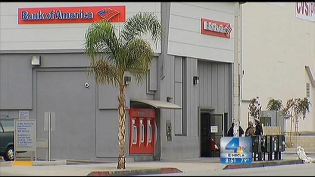 [LA] East LA Bank Heist Suspects At Large
