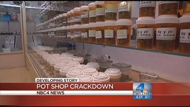 "[LA] Attorney: Feds Should ""Reevaluate"" Crack Down on Dozens of LA Dispensaries"