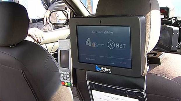 [DC] DC Taxis Introduce Smart Meters