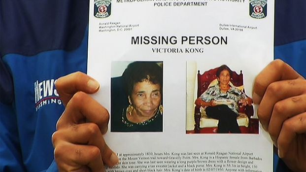 [DC] Search Expanded in Case of Missing 83-Year-Old Woman
