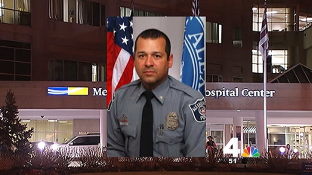 [DC] Guarded Optimism Over Wounded Officer's Condition