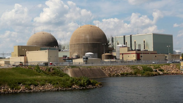 [DC] Nuclear Plant Containers Shifted in Quake