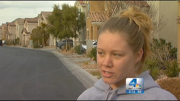 [LA] Neighbors React to Dorner Manhunt in Vegas