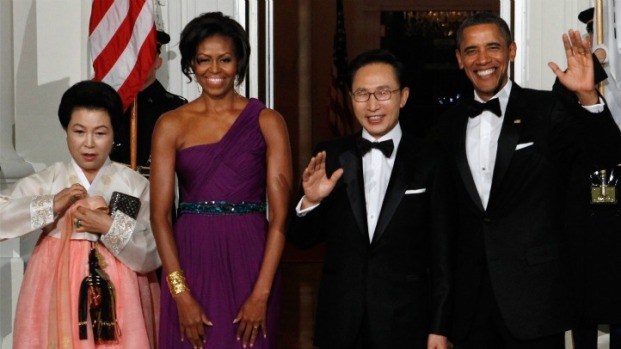 White House Holds State Dinner for South Korean President
