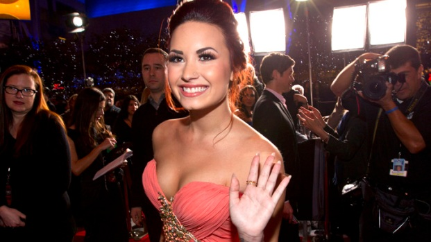 [NATL] Demi Lovato Opens Up About Recovery