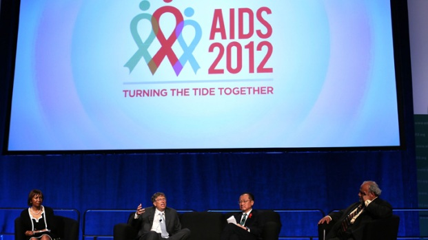 [DC] International AIDS Conference Under Way in Washington