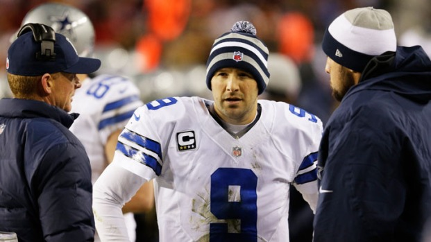 Sideline Images: Cowboys Lose Battle For NFC East