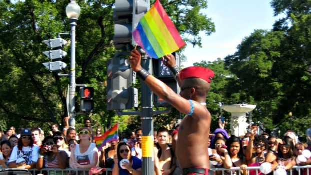 Pics: Capital Pride Parade 2012