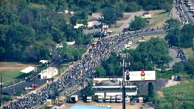 [DC] CHOPPER VIDEO: 'Two Million Bikers' Rally Roars Into D.C.