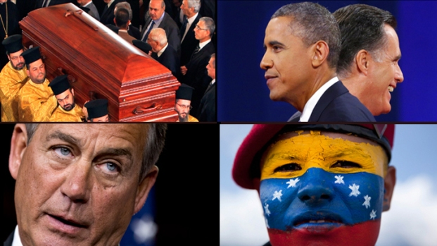 2012's Most Powerful Photos