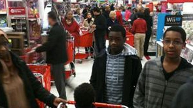 Black Friday (and Thursday) in D.C.
