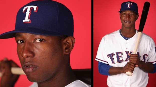 Meet the 2013 Texas Rangers