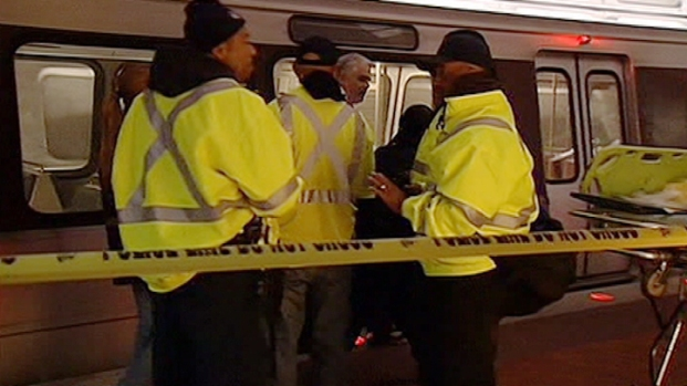 [DC] Metro Believes Man Intentionally Jumped in Front of Metro Train