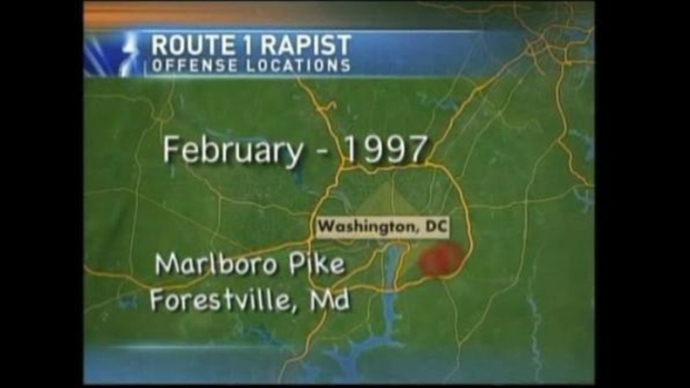 [DC] East Coast Rapist