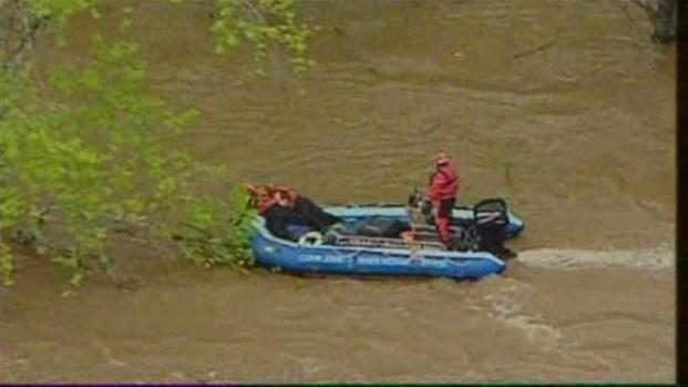 [DC] Raw Video: Potomac River Rescue