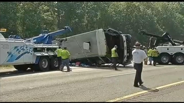 [DC] Poor Track Record For Tour Bus Involved In Deadly Crash