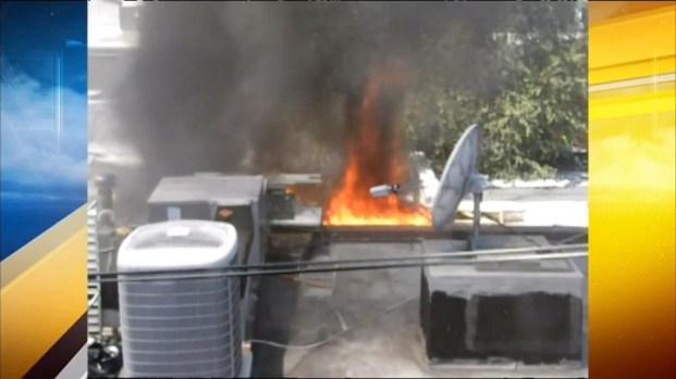 [DC] Georgetown Restaurant Fire