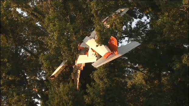 [DC] Deadly Small Plane Crash in St. Mary's County