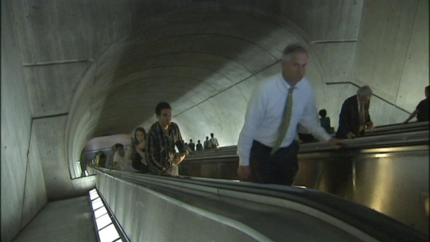 [DC] New Escalators For Bethesda Metro Station