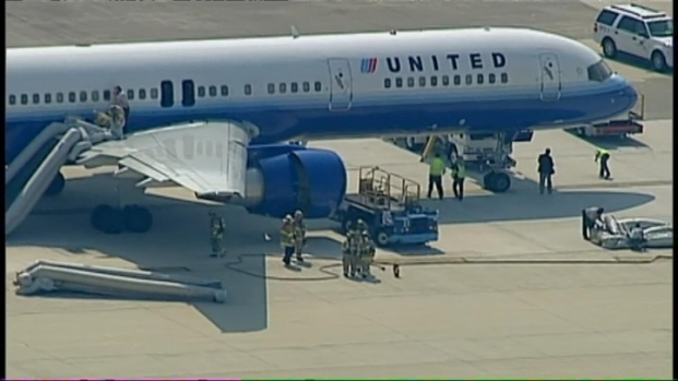 [DC] Raw Video: Evacuated Plane at Dulles