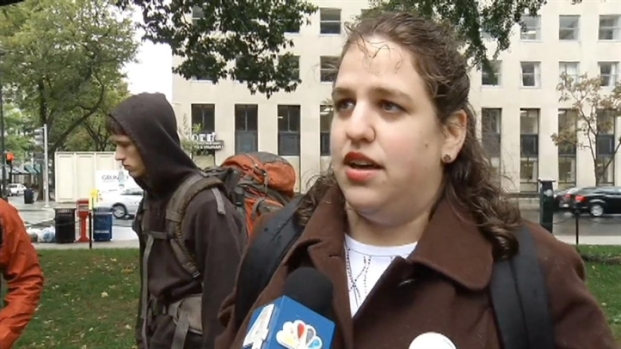 [DC] Occupy DC Protests