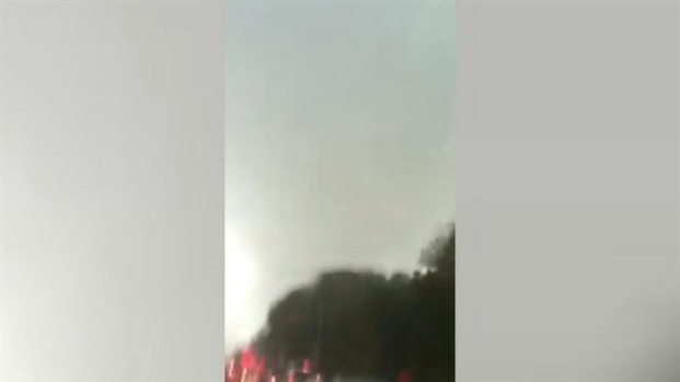 [DC] RAW VIDEO: Funnel Cloud Near Quantico
